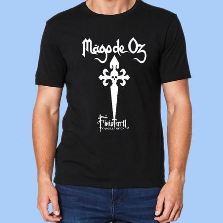 Camiseta hombre Mägo de Oz - Finisterra Opera Rock