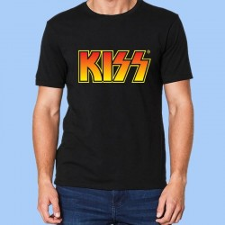 Camiseta hombre KISS - Logotipo
