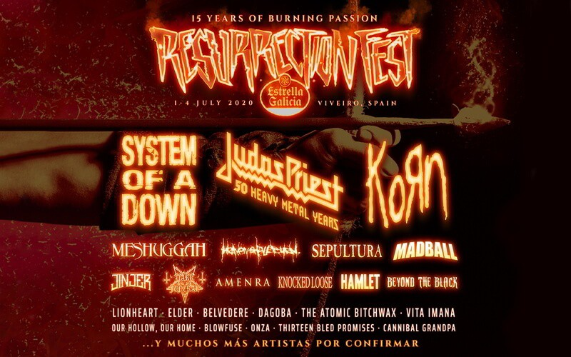 RESURRECTION FEST 2020